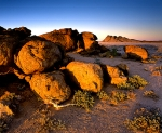Blutkoppe-Inselberg-Namibia