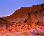 Dusk-on-Bandberg-Namibia