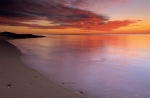 Sunrise-on-Ningaloo-Beach